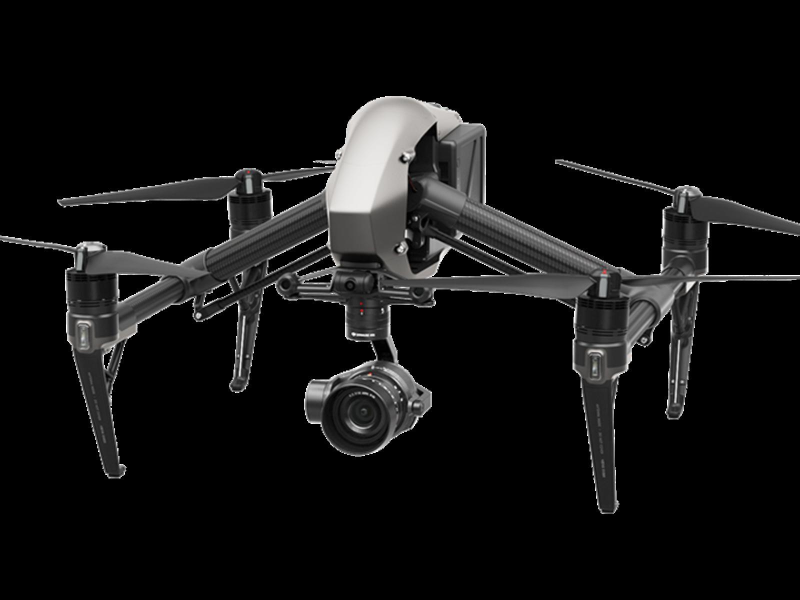 DJI Inspire 2 | Best Drones for photogrammetry