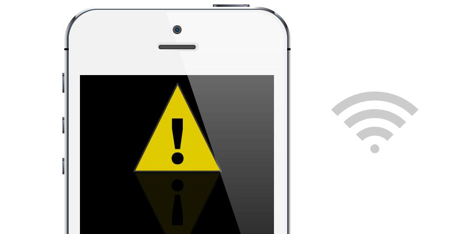 iPhone X lỗi WiFi, đừng lo đã có cách xử lý