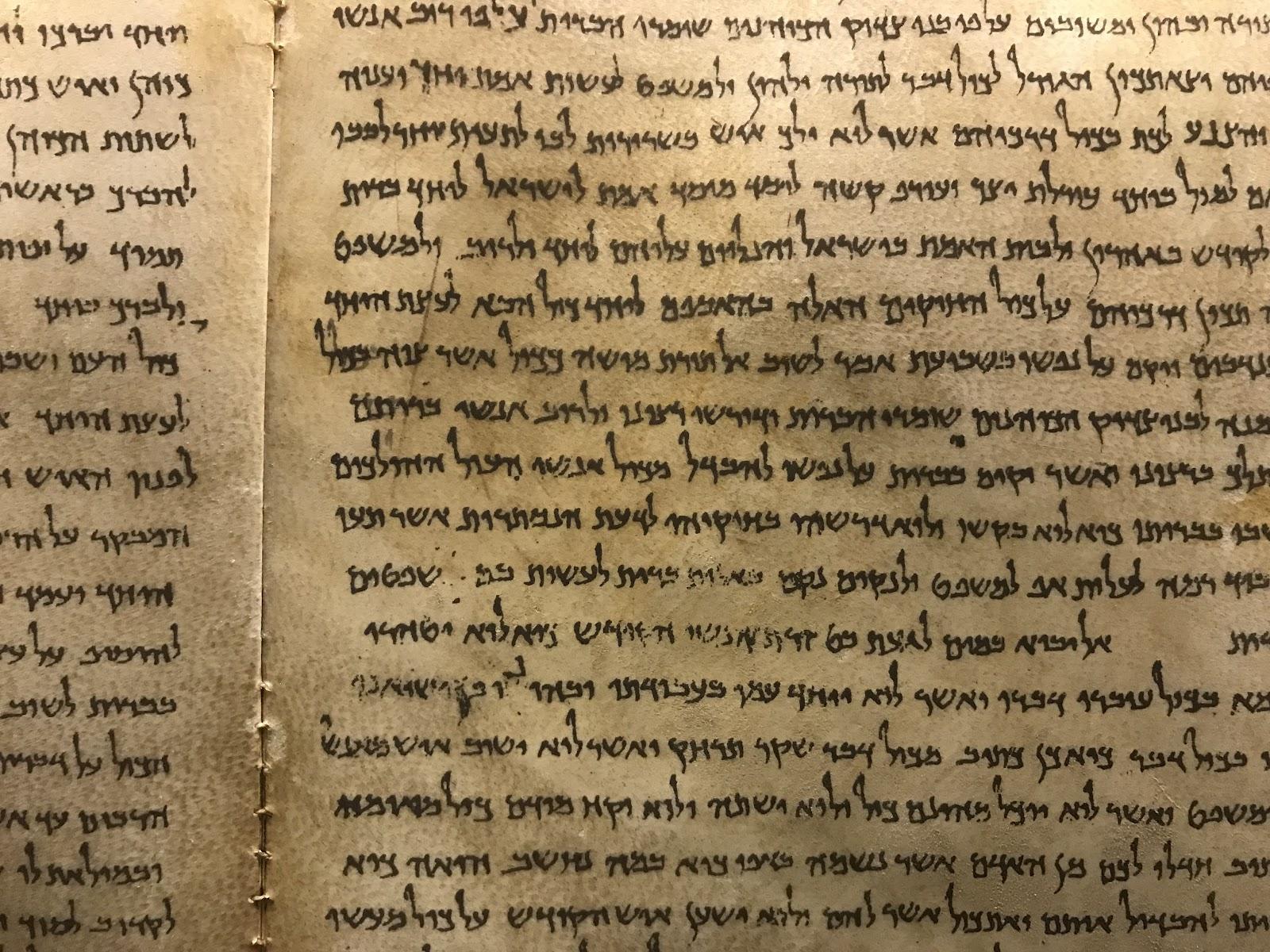文書 と は 死海 死海文書とは何か?「恐怖の洞窟」で60年ぶりに紙片を発見(ハフポスト日本版)