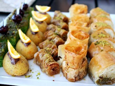 Cypriot Desserts