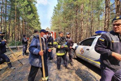 """""""Їздили лісом і не знали, де ми"""". Пожежні розповідають, як гасили Чорнобиль"""