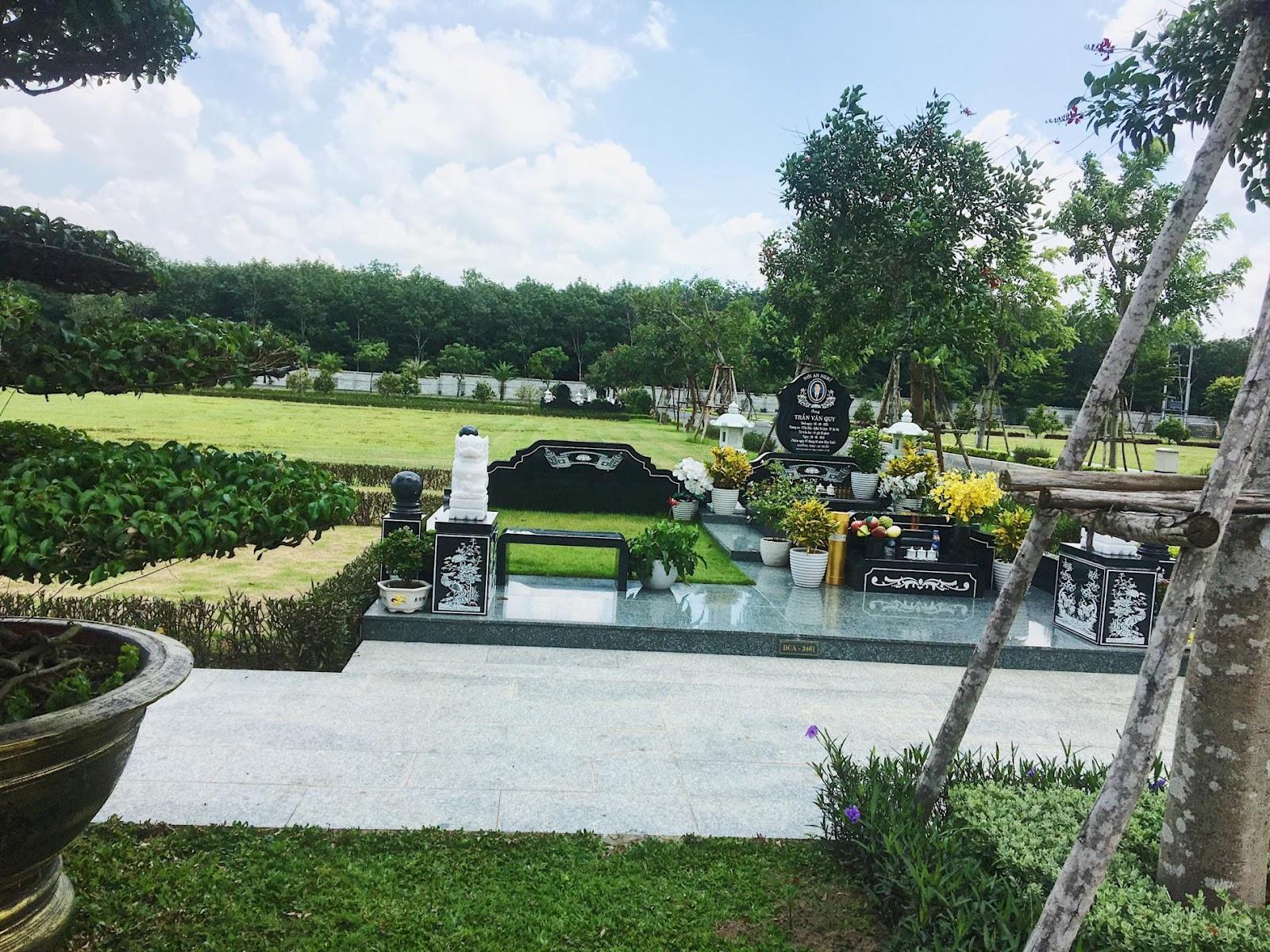 Mua đất nghĩa trang tại nghĩa trang Vĩnh Hằng