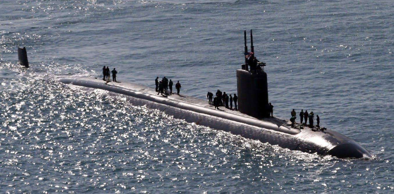 Why nuclear submarines are a smart military move for Australia — and could  deter China further