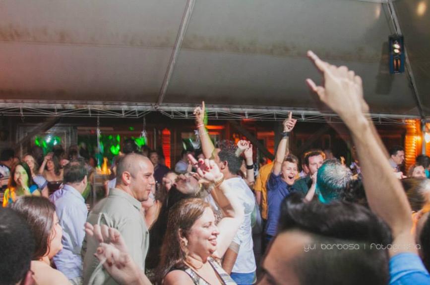 pista de dança Sítio da Figueira