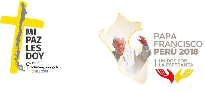 Lịch trình đến Chile và Peru của Đức Thánh Cha