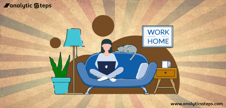 This image shows the Work From Home Setup.