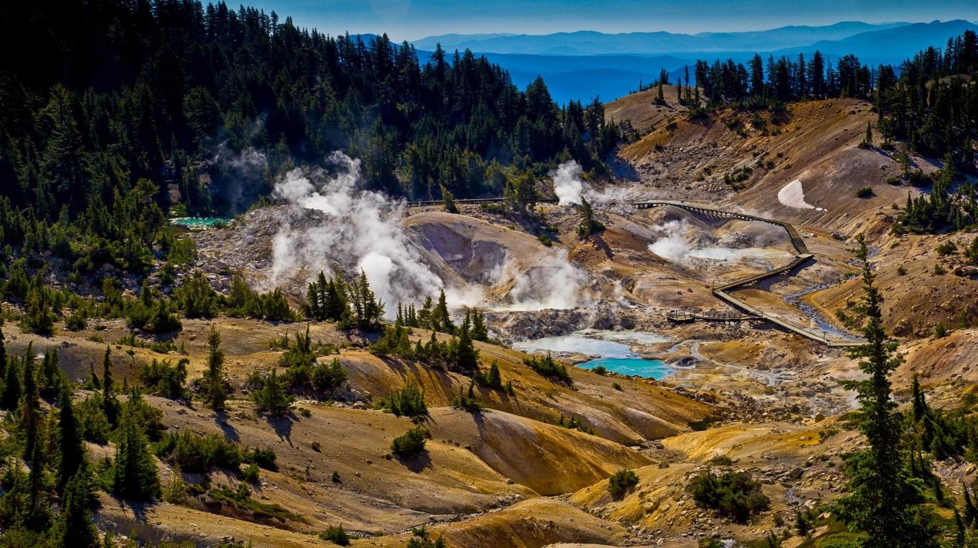Why Lassen Volcanic National Park Might Be One of California's Top Parks