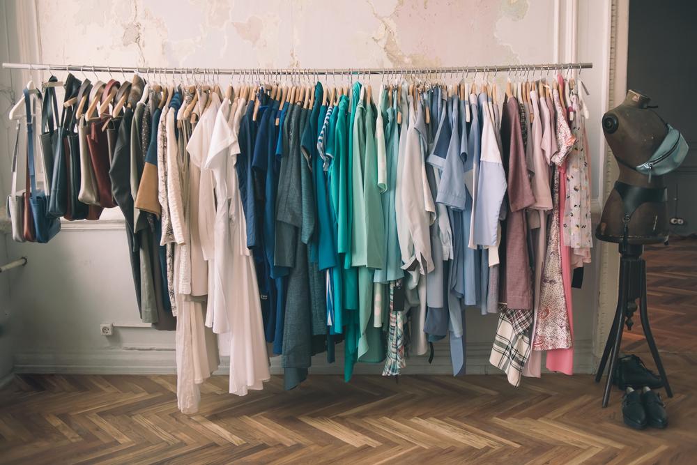 cách tiết kiệm tiền nhờ thanh lý quần áo