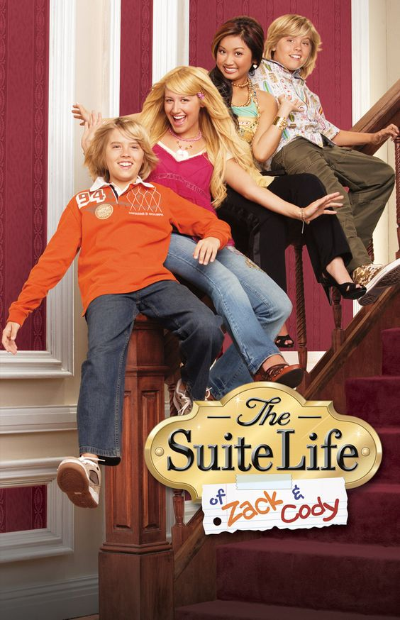 The Suite Life of Zack and Cody... Am I the only one that really misses the old Disney shows? The new ones aren't half as good:
