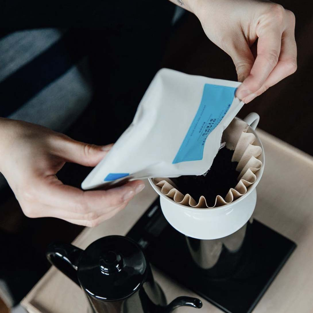 Blue Bottle Coffee Review