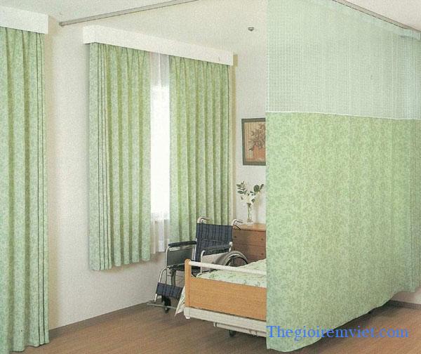 Rèm Bệnh viện kháng khuẩn