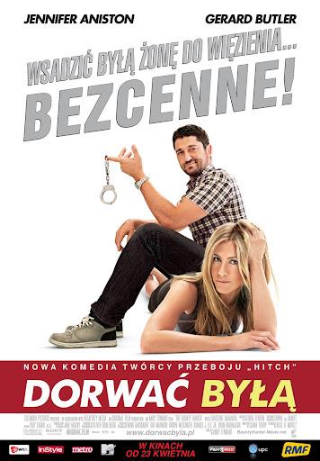 Polski plakat filmu 'Dorwać Byłą'