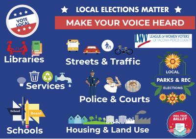 Elections - LWV of Tacoma-Pierce County