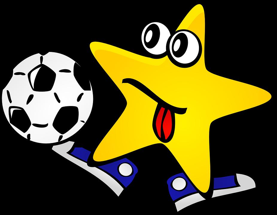 Vector gratis: Fútbol, Jugador De Fútbol, Deportes - Imagen gratis ...