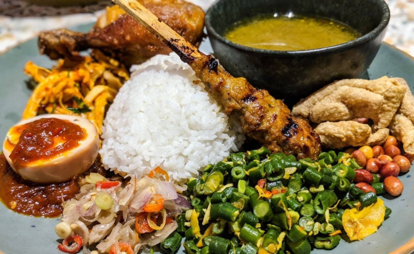 the best local foods in Bali