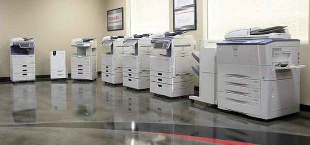 Các doanh nghiệp nên kiểm tra tốc độ in của máy photocopy