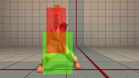 Gamasutra: Nahuel Gladstein's Blog - Hitboxes and Hurtboxes