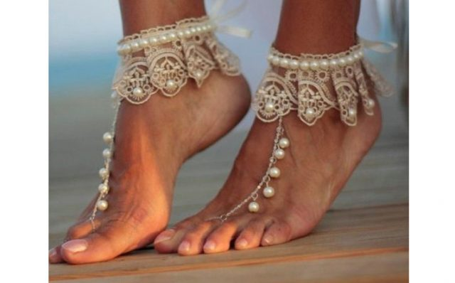 Wedding Sandals Beach Wedding