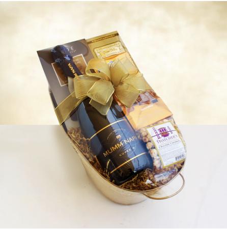 gift basket for abm