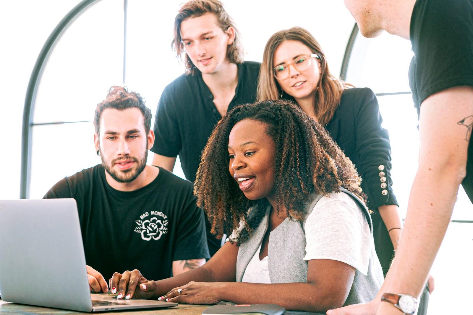 building a positive work culture