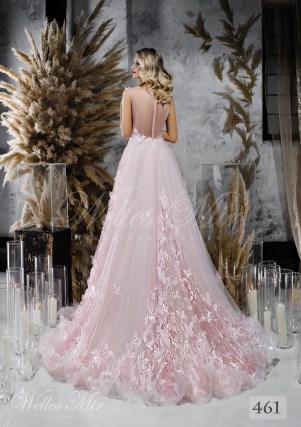 подол свадебного платья
