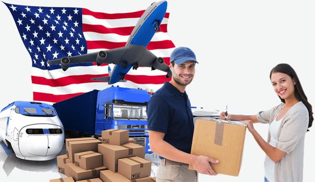 Gửi hàng đi Mỹ bằng đường hàng không có thời gian vận chuyển hàng nhanh