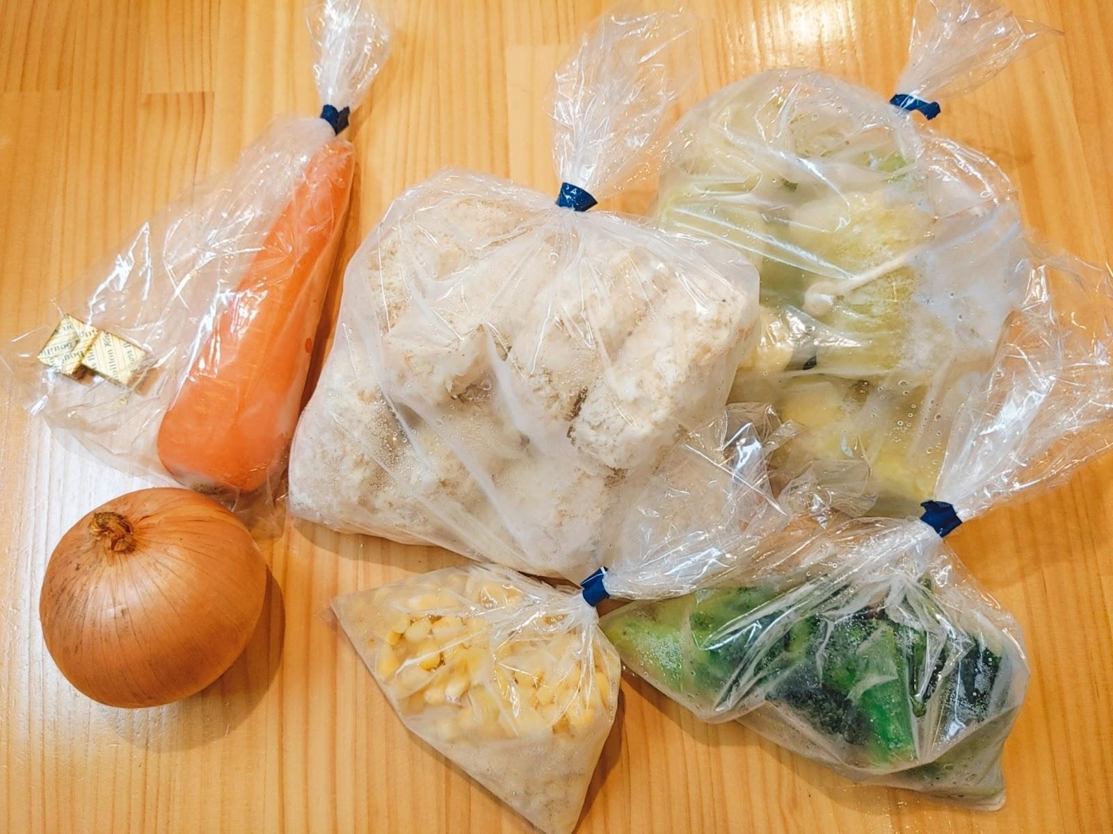 浜松の食材宅配サービスならサンクック *ママレポ*子どもからのリクエスト。自力で作ったら途中でくじけそうだから、サンクックで作って大正解!