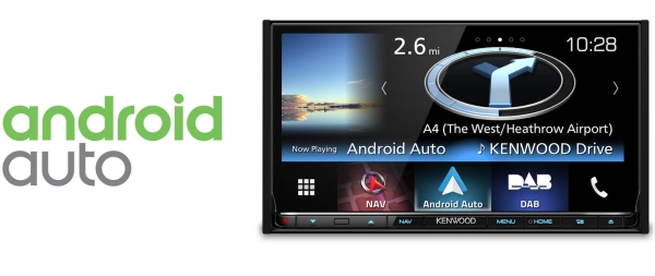 What is Android Auto Featured Image