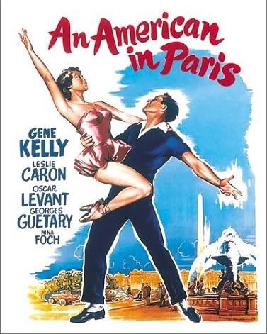 Un americano en París (1951, Vicente Minnelli)