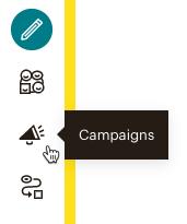 Cursor Clicks - Campaigns icon