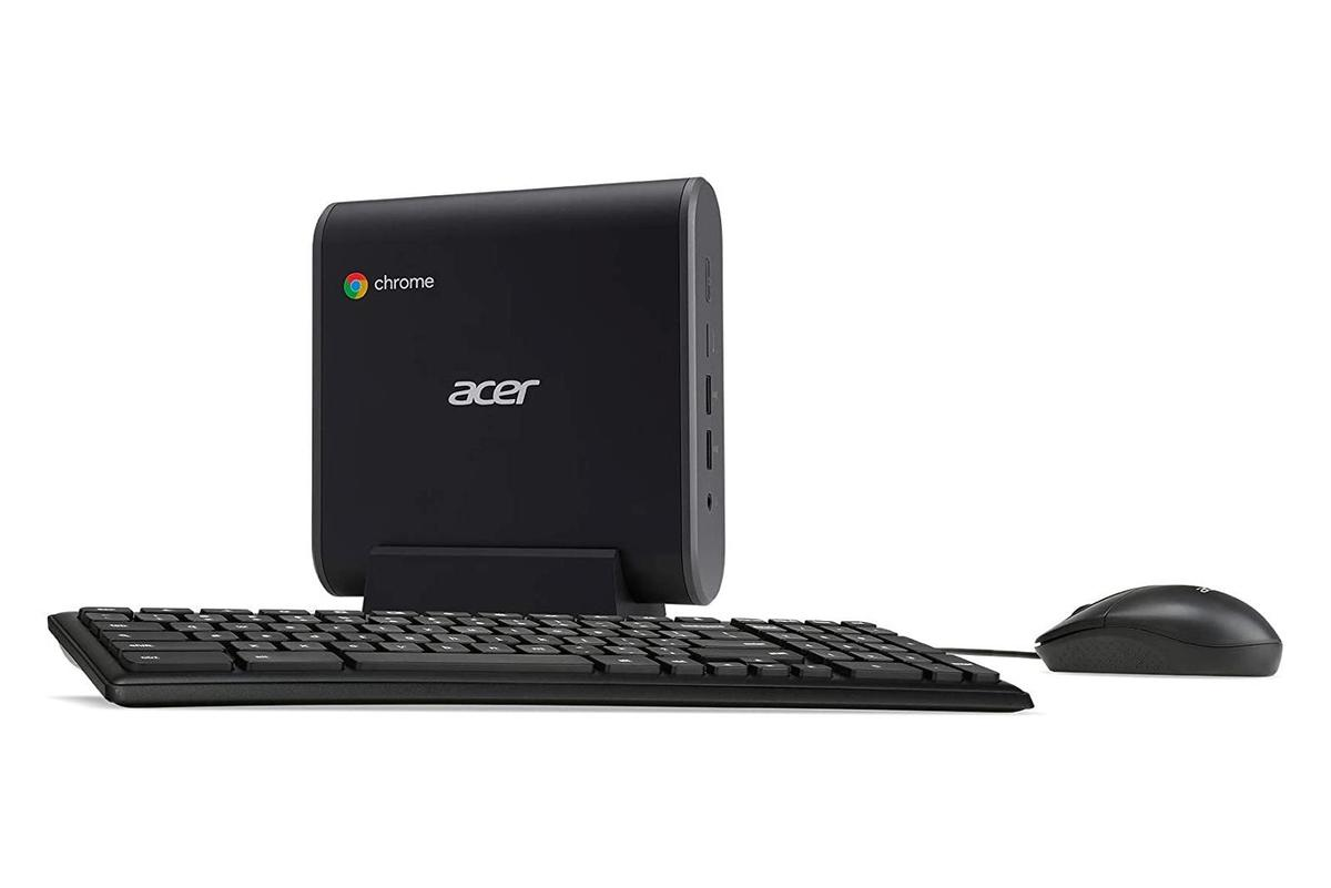 Acer Chromebox CX-UA91 desktop replacement