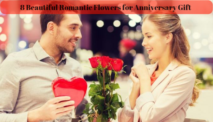 Flowers for Anniversary Gifts