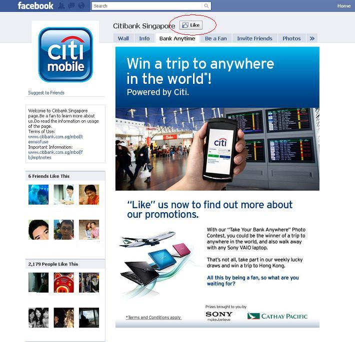 Adv: Bank Anywhere with Citi Mobile | XinYun @ SG