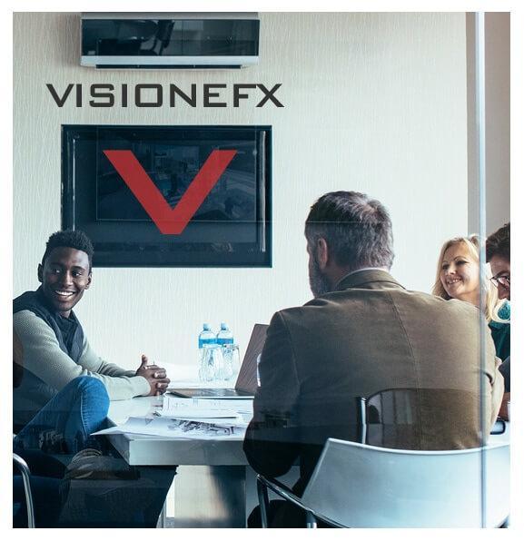 VISIONEFX web development