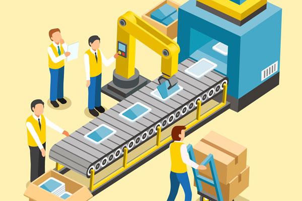 Quy trình quản lý sản xuất trong doanh nghiệp