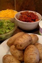 potato dinner