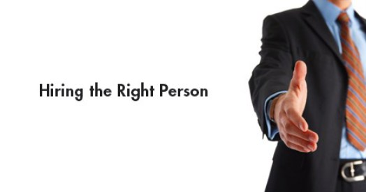 Hiring the Right Person | LP Solutions