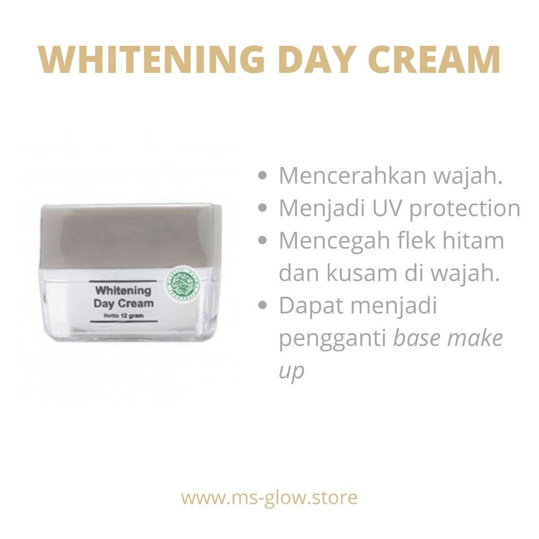 MS Glow Whitening Day Cream