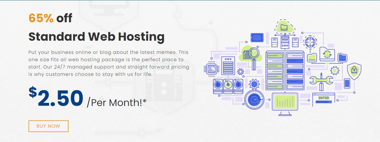 InterServer Hosting plans Best Unlimited Hosting Provider