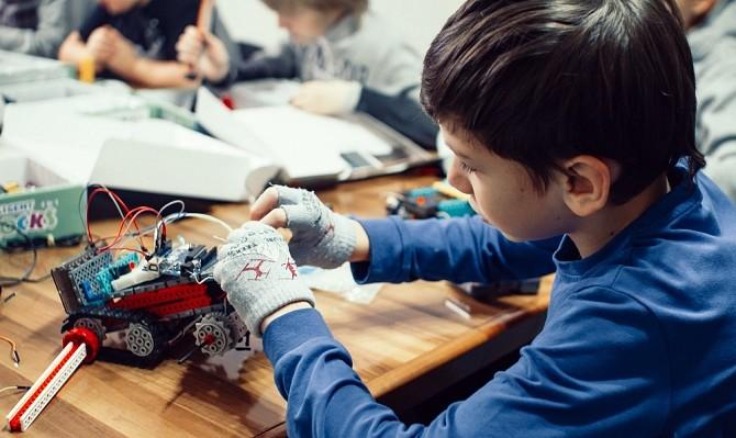Курсы Arduino для детей