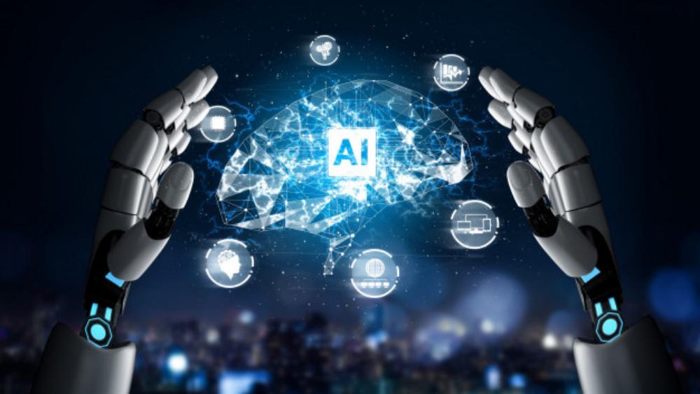 AI jadi tren teknologi 2021