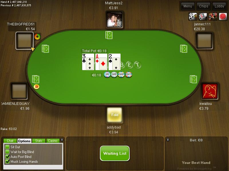 hình ảnh 3 Hướng dẫn cách chơi Poker tại 12Bet