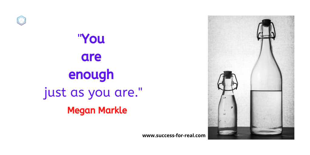 365 Success Quotes For Motivation - Picture Quote By Megan Markle