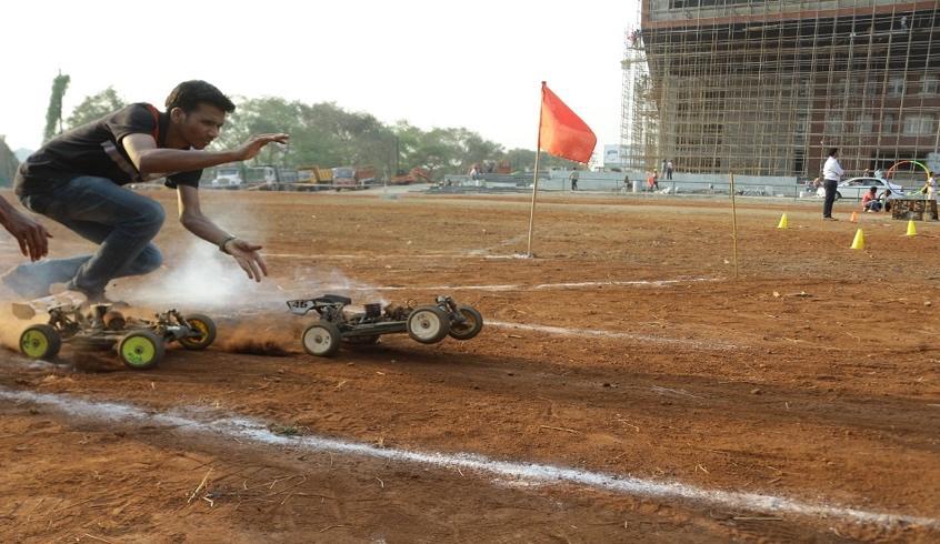 Technicia – Amity University, Mumbai