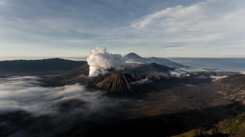 Legenda Menarik Gunung Tertinggi Di Pulau Jawa, Gunung Semeru