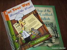 5 Ordinary Homeschool Days - Friday - A typical homeschool day for the 7th grader on Homeschool Coffee Break @ kympossibleblog.blogspot.com