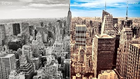 Image result for colorization of black and white images blog