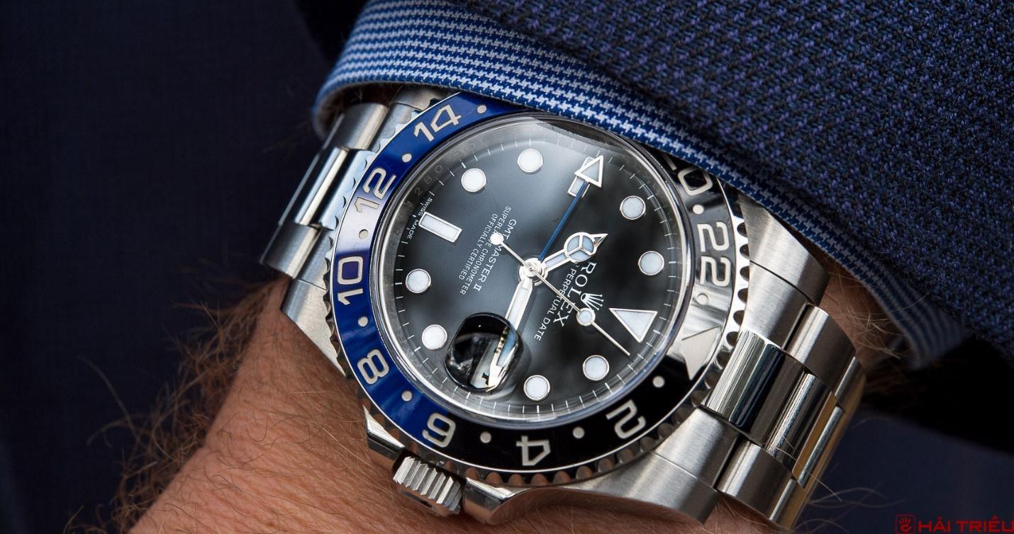 Chia sẻ về dịch vụ cầm đồng hồ Rolex