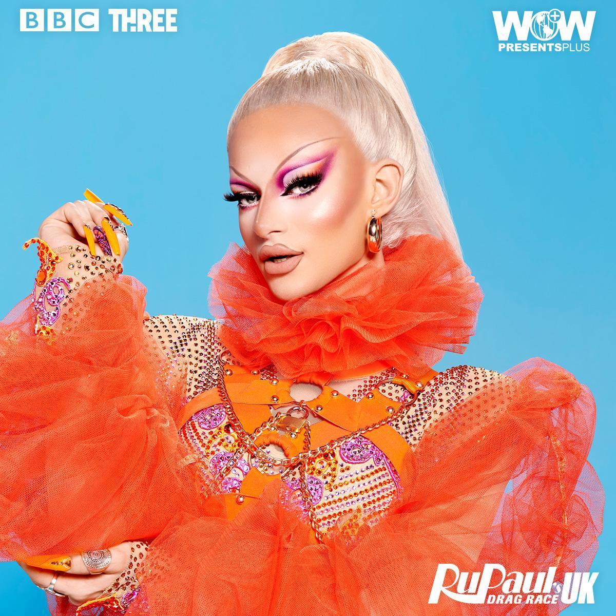 Meet the Queens of RuPaul's Drag Race UK Season 3! 21