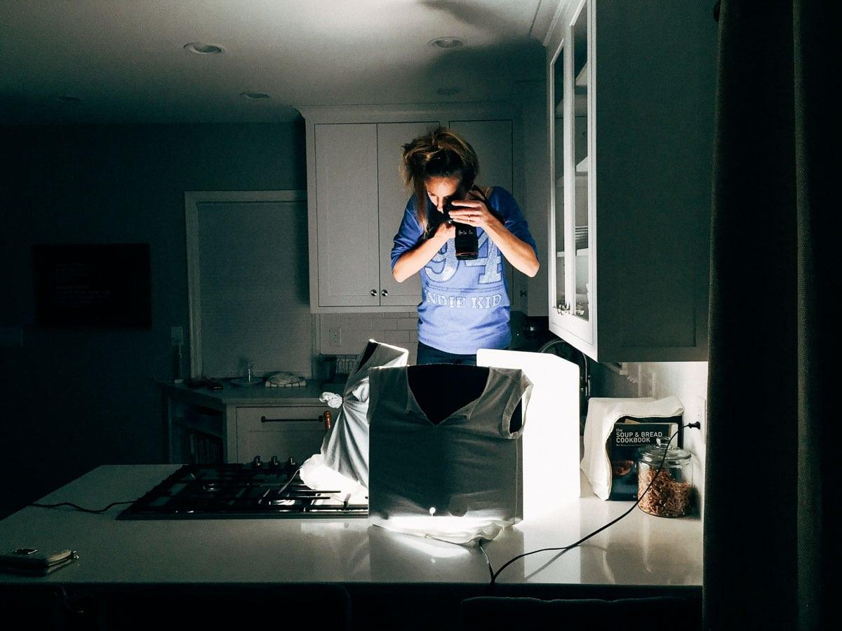 Artificial Lighting for photography.